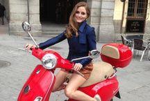 moto femininas
