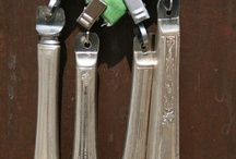 silver spoons etc