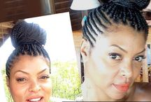 naturalhair / Beautiful Hairstyles, natural, synthetic.....
