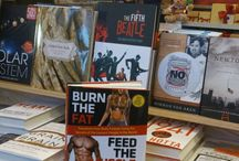 Burn The Fat Hardcover In Book Stores / Photos from my newly released book in stores nationwide and around the world!