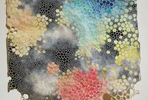 karen margolis -microbiologist turned artist... interesting combination