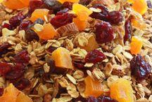 Recipes- Granola/Cereal Bars