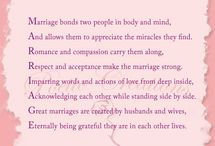 marriage / by Nancy Salling