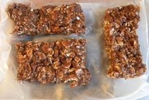 Protein Bars and Recipes / by Jessica O'Riley