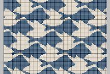 Wayuu 5 pat / bags pattern