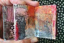 Mini Art Journals