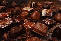 Chocolat... toujours chocolat...