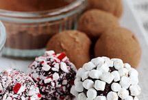 hot coklat truffles