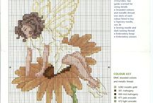 Cross Stitching / The cross stitching projects I'd like to work on. / by Daniela Polidoro