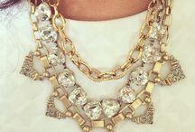 Stella & Dot: necklaces / by Omega Meynard