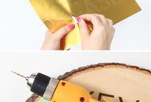 DIY useful home stuff
