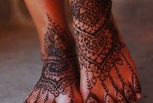 Tattoo, Henna, Bodyart