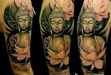 budha tatoo