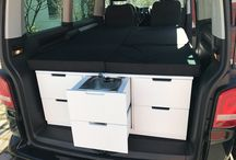 DIY Camper Project