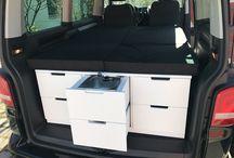 Car camping/traveling