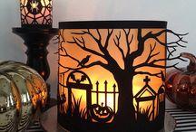 halloween diy projects / by Karen Haich