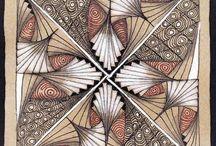 Zen brown& tiles