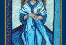 Ildikó Bacsa festményei