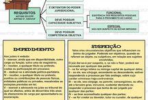 D. Processual Penal esquemas