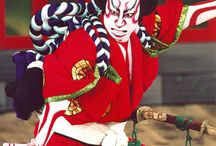 Kabuki Makeup/ Mask/ Art / by Jennifer Vasquez