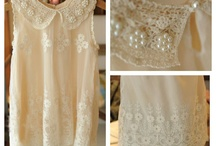 Romantic girl dresses