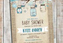 Baby Cody shower!