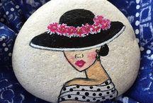 πέτρες για ζωγραφικη