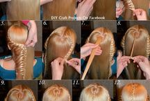 hair /  Big hair, don't care