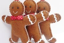 Slight obsession / Gingerbread men are for life, not just for Christmas ;)