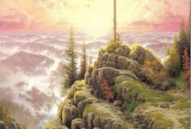 Thomas Kinkade, Painter of Light... / by Katherine Russell