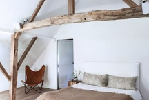 interior: visible construction / by debora reis