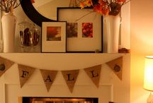 Mantel Ideas / by Laura Godbold