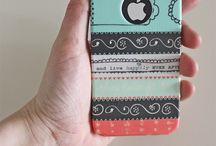 Telefoonhoesjes versieren