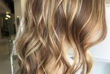 Color / Hair colour