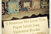 Be My Valentine / by Heather Truckenmiller