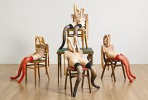 Thinking & Drawing - Sarah Lucas