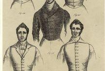 1830s men