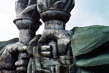 Soviet Monuments an Art Deco