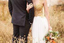 Wedding outdoor photos