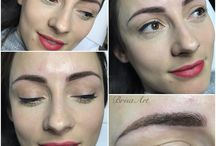 Microblading&Powder Brows combination