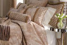 Marie Antoinette letters / Bedding