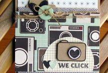 Camera & Clock Cards
