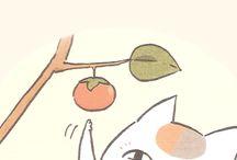 Natsume and Nyanko-sensei