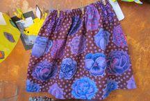Couture / une jupe pour mes filles