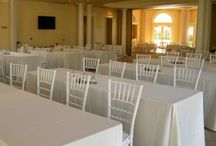 Social & Corporate Events / Vizcaya is a unique venue for business meetings or retreats. Our team of professionals offer years of experience with attention to detail that will ensure a successful event.