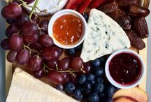 cheese Fruit Table