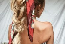 hairspiration UPDO / inspired by the hair of the heir