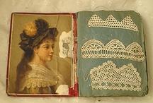 Crochet & Lace Samplers