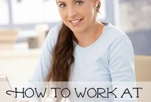 WAHM / Find the best work at home jobs, business ideas, and tips for home-based working moms.  / by Holly Hanna - The Work at Home Woman
