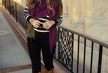 Fashionista Inspiration- Fall/Winter  / Outfits to Inspire My Inner Fashionista / by Tracey Jennings